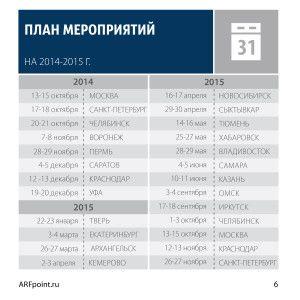 ARF План мероприятий 2014-2015-6