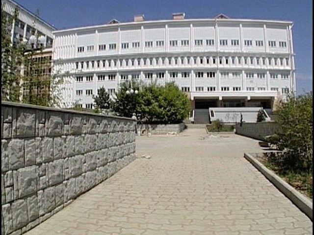 Пансионат областной больницы