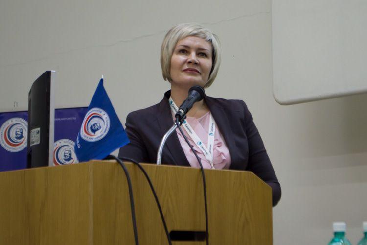 Марина Николаевна Мочалова