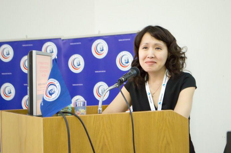 Наталья Георгиевна Иванова