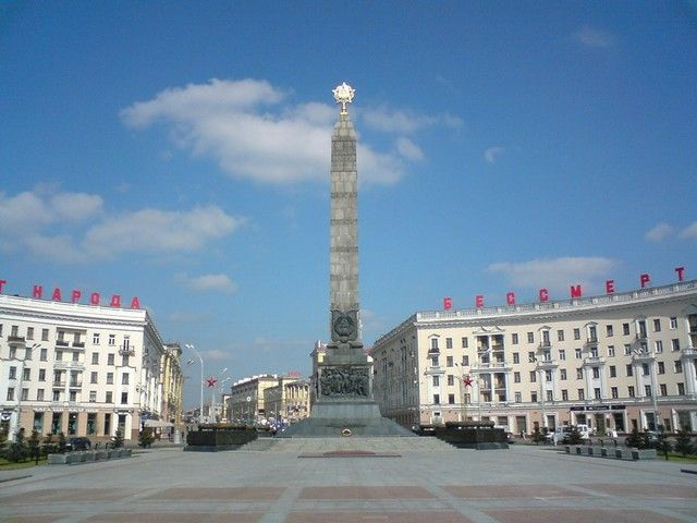 Victory_Sqare_of_Minsk